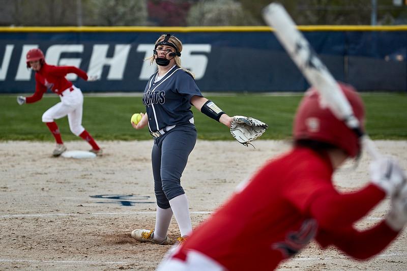 CC Varsity Softball vs West Lafayette