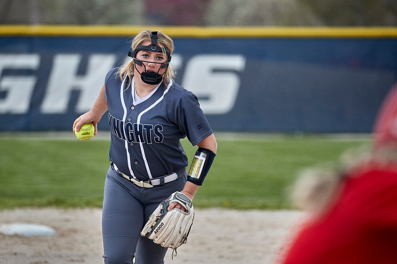 CC Varsity Softball vs West Lafayette