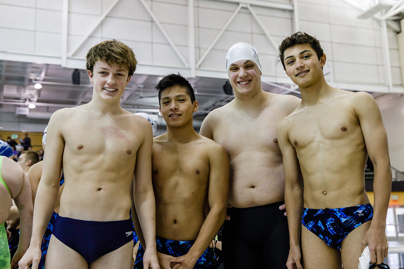CC Swimming 2018 Hoosier Conference