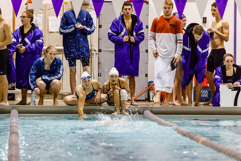 CC Swimming vs Northwestern