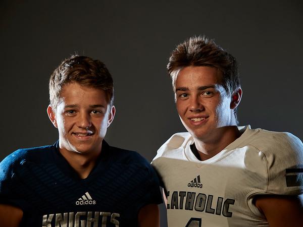 CC Varsity Football Team Photos