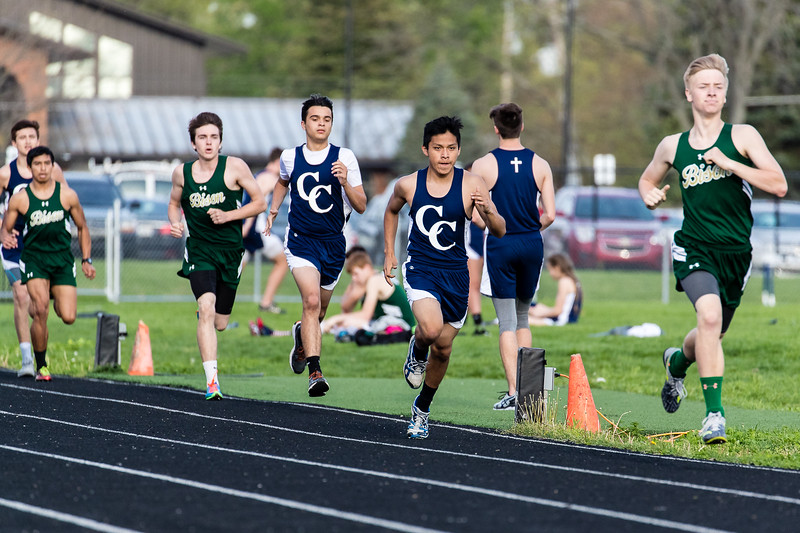 Central Catholic Track and Field