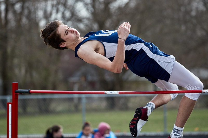CC Track and Field vs Crawfordsville