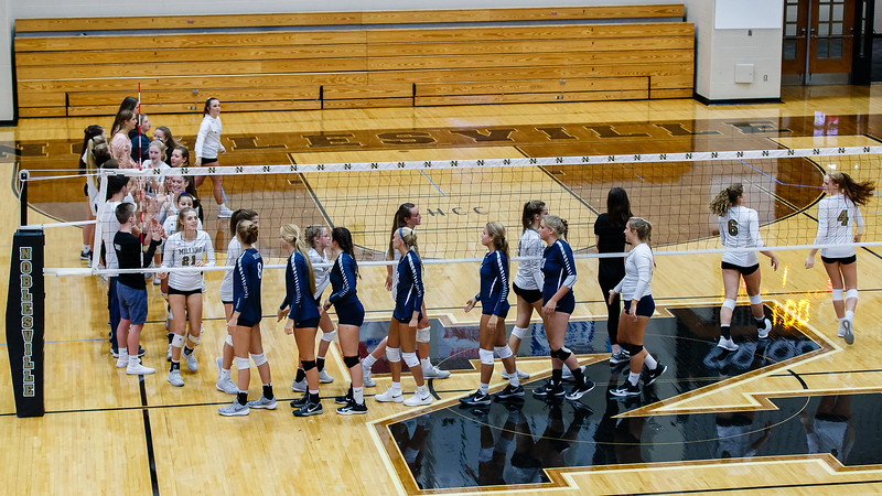 CC Varsity Volleyball vs Noblesville