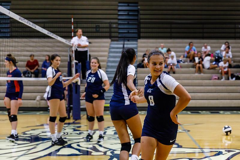 CC Varsity Volleyball vs Harrison