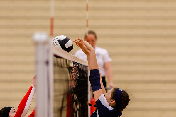 CC Volleyball vs Twin Lakes
