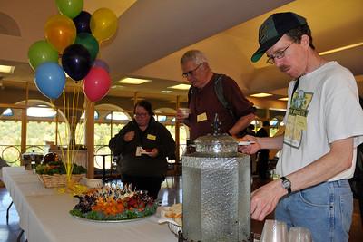 20120419 Volunteer Reception