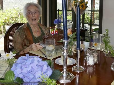 Vivis 96th Birthday Party 8