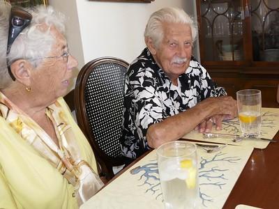Vivis 96th Birthday Party 13