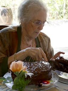 Vivis 96th Birthday Party 16