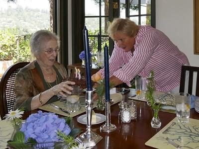 Vivis 96th Birthday Party 7