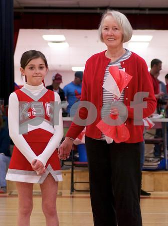 Kingston Springs Cardinals 6th Grade Night Presentations 2012-13