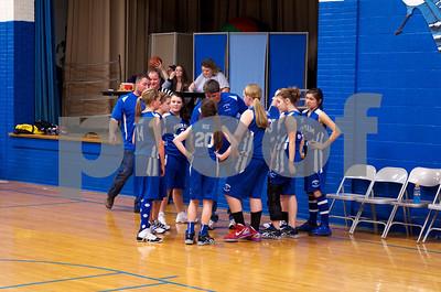 Pegram Blue Jays 6th Grade Presentations 2012-13