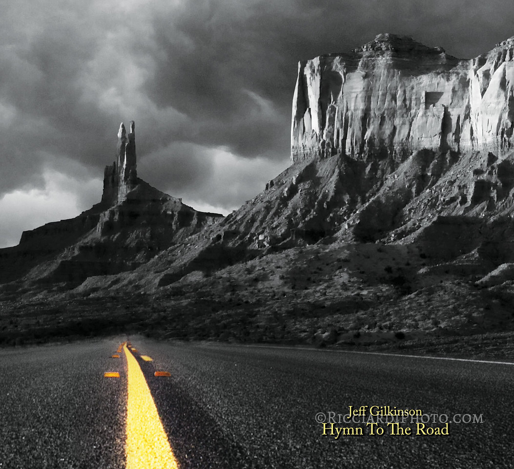 Jeff Gilkinson - Hymn to the Road