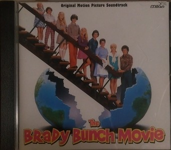 Various - The Brady Bunch Movie Original Motion Picture Soundtrack (Milan - 7313835698-2)