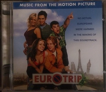 Various - Music From The Motion Picture Eurotrip (Milan - M2-36060)
