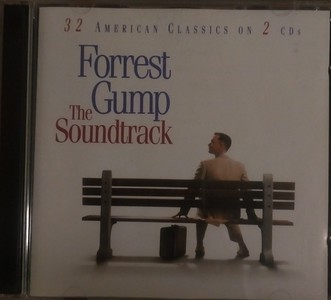 Various - Forrest Gump - The Soundtrack (Epic Soundtrax - CE2K 66329)