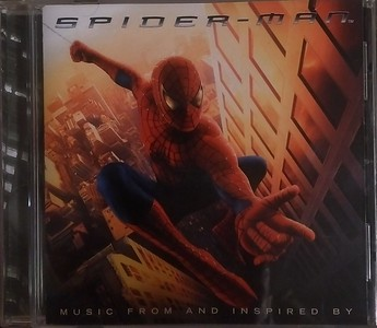Various - Music From And Inspired By Spider-Man (Columbia, Roadrunner Records, Island Records, Sony Music Soundtrax - CK 86402)