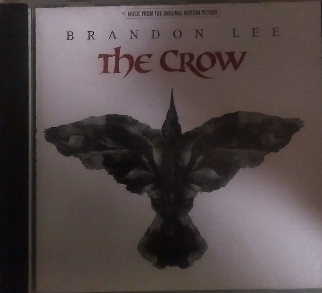 Various - The Crow (Music From The Original Motion Picture) (Atlantic - CD 82519)