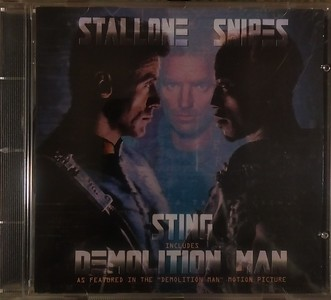 Sting - Demolition Man (A&M Records - 31454 0162 2)