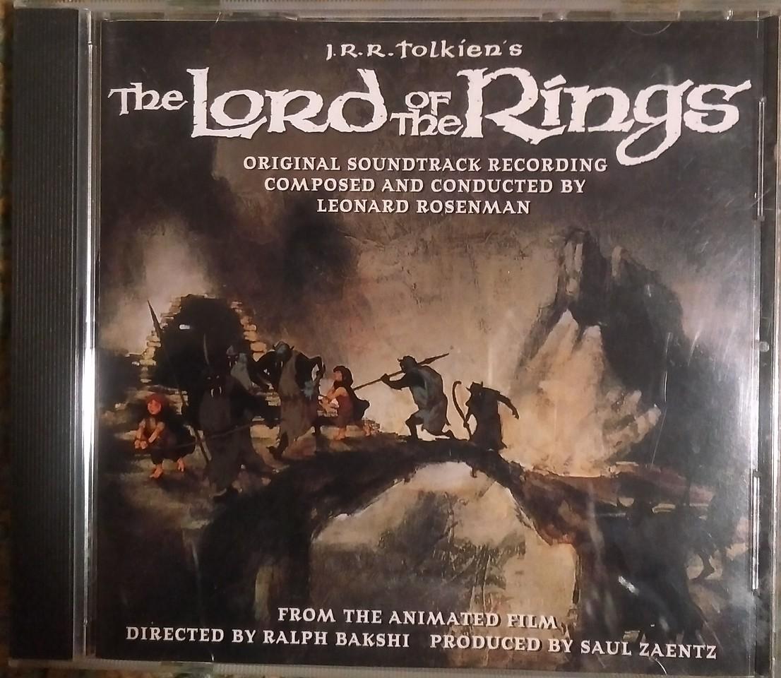 Leonard Rosenman - The Lord Of The Rings (Original Soundtrack Recording)