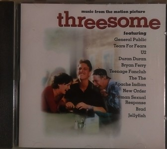 Various - Threesome: Music From The Motion Picture (Epic Soundtrax - EK 57881)