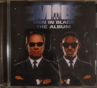 Various - Men In Black (The Album) (Columbia, Sony Music Soundtrax - CK 68169)