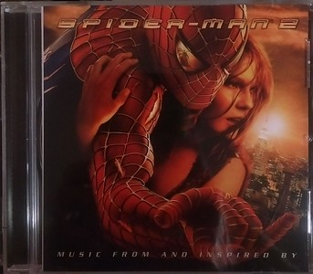 Various - (Music From And Inspired By) Spider-Man 2 (Columbia - CK 92628)