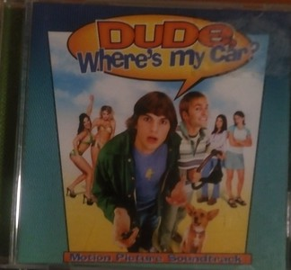 Various - Dude, Where's My Car? (Motion Picture Soundtrack) (London Records - 4344-31156-2)