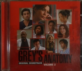 Various - Grey's Anatomy - Original Soundtrack Volume 2 (Hollywood Records - 2061-62630-2)
