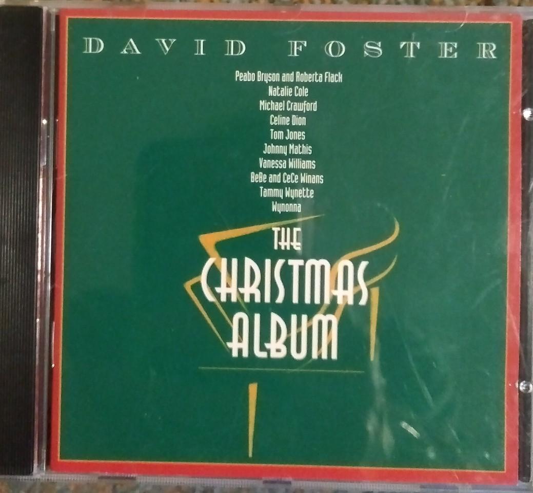 $2  David Foster - The Christmas Album