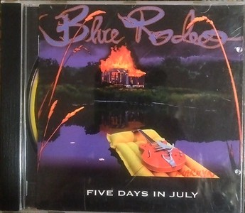 Blue Rodeo - Five Days In July (2 Discs available)