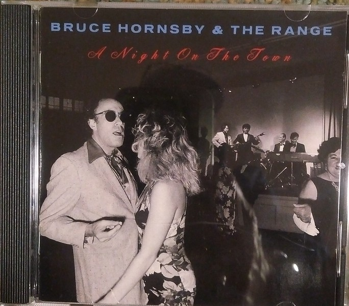 Bruce Hornsby & The Range* - A Night On The Town