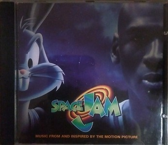 Various - Space Jam - Music From And Inspired By The Motion Picture (Atlantic - CD 82961)