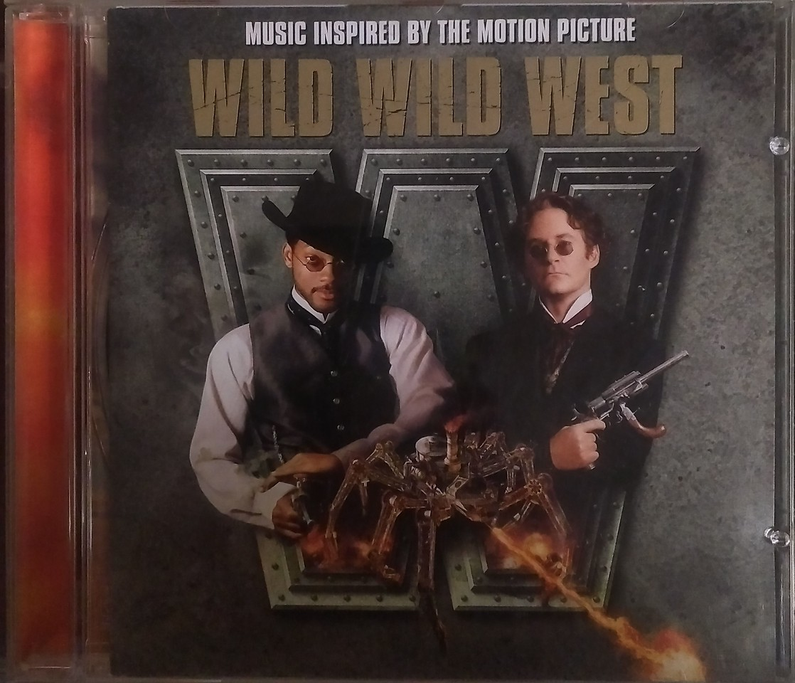 Various - Music Inspired By The Motion Picture Wild Wild West (Interscope Records - INTD-90344)