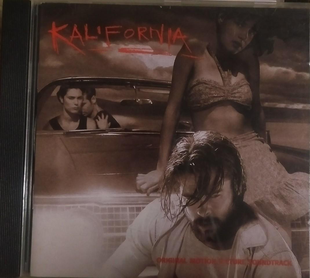 Various - Kalifornia (Original Motion Picture Soundtrack) (Polydor - 314 519 620-2)