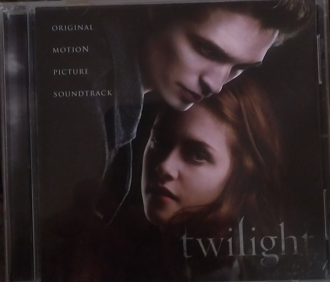 Various - Twilight (Original Motion Picture Soundtrack) (Summit Entertainment, Chop Shop Records (2), Atlantic - 2 515923)