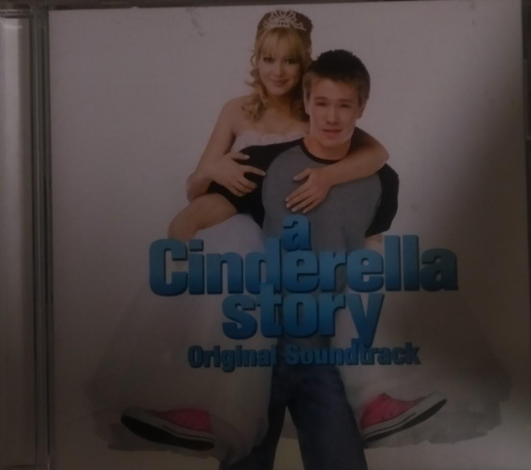 Various - A Cinderella Story (Original Soundtrack) (Hollywood Records - 2061624532)