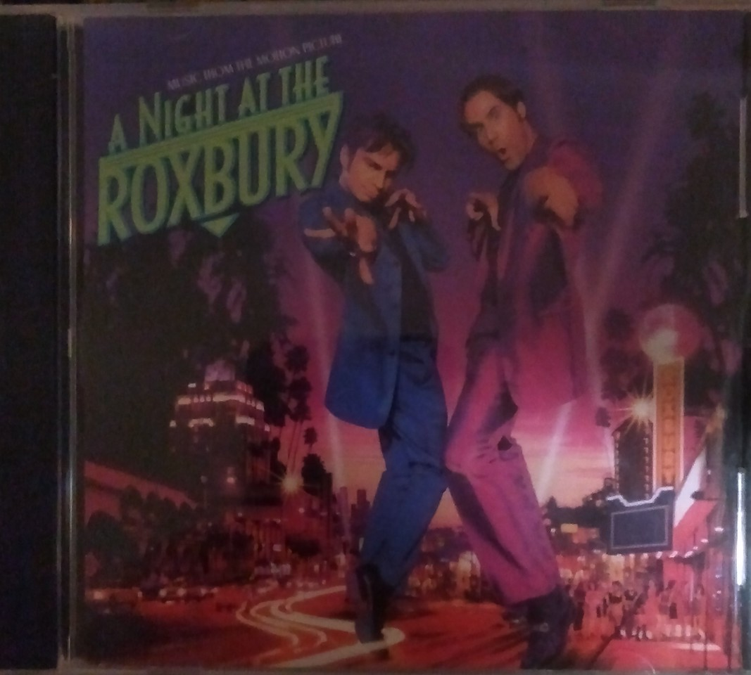 Various - A Night At The Roxbury (Music From The Motion Picture) (DreamWorks Records - DRSSD-50033)