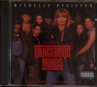 Various - Music From The Motion Picture Dangerous Minds (MCA Soundtracks - MCASD-11228)