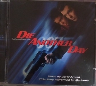 David Arnold - Die Another Day - Music From The Motion Picture (Warner Bros. Records - CDW 48348)
