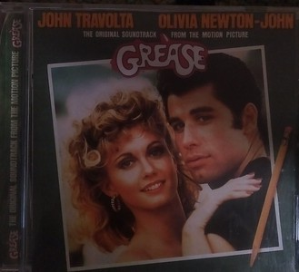 "Various - Original Movie Soundtrack ""Grease"" (Polydor - CP2 44041)"