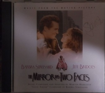 Barbra Streisand / Marvin Hamlisch - The Mirror Has Two Faces (Columbia - CK 67887)