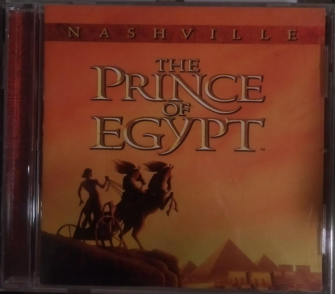 Various - The Prince Of Egypt Nashville (Dreamworks Records - DRSSD-50045)