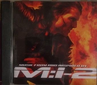 Various - Music From And Inspired By M:I-2 (Hollywood Records - HR-62244-2)