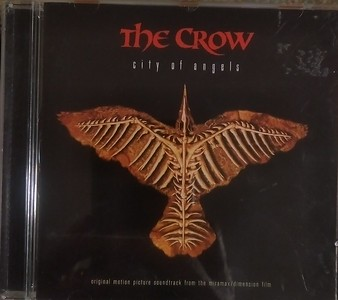 Various - The Crow: City Of Angels (Original Motion Picture Soundtrack) (Miramax Records, Hollywood Records - MH-62047-2)