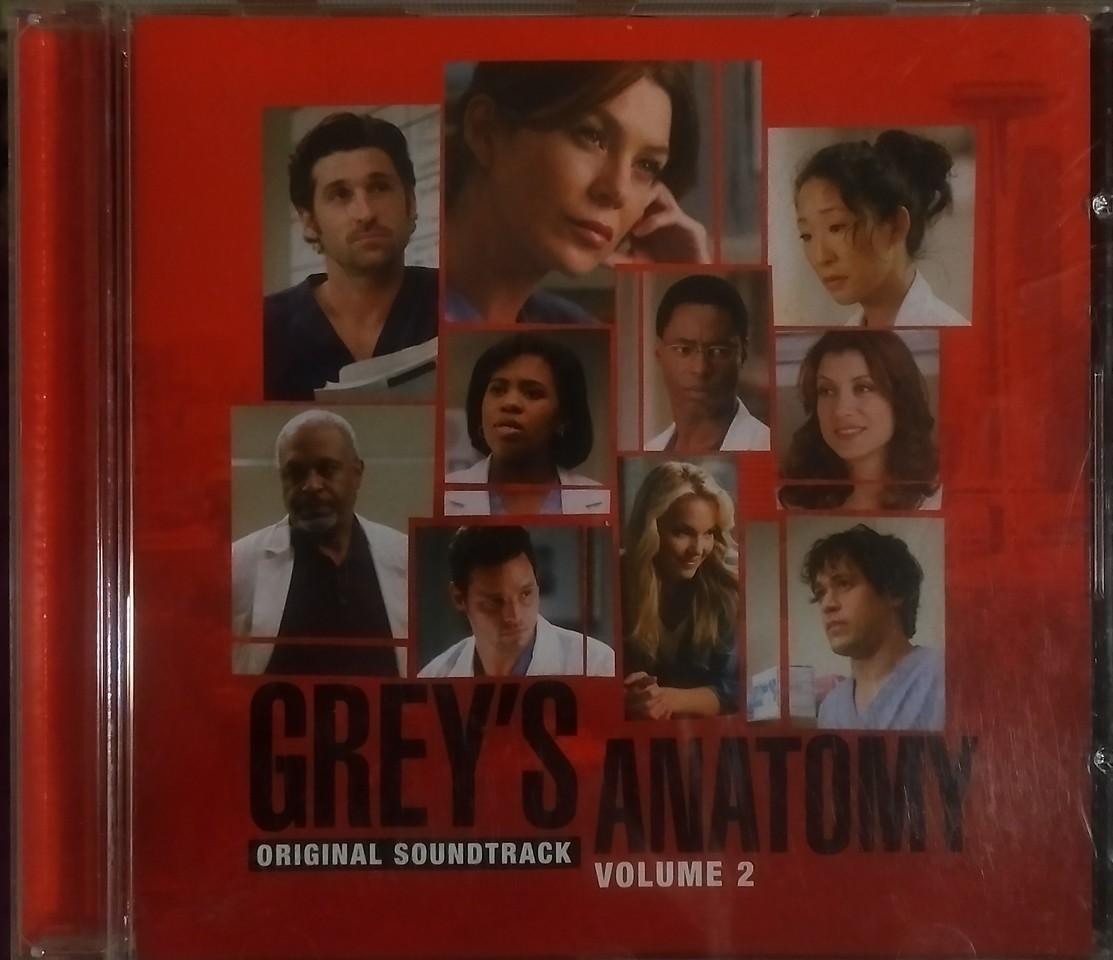 Various - Grey's Anatomy - Original Soundtrack Volume 2 (Hollywood Records - 2061-62630-2)