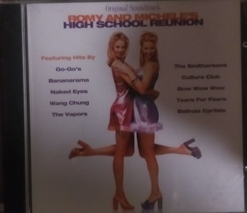 Various - Romy And Michele's High School Reunion (Original Soundtrack) (Hollywood Records - HR-62098-2)