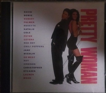 Various - Pretty Woman (Original Motion Picture Soundtrack) (EMI USA, EMI - CDP-593492, CDP 593492)