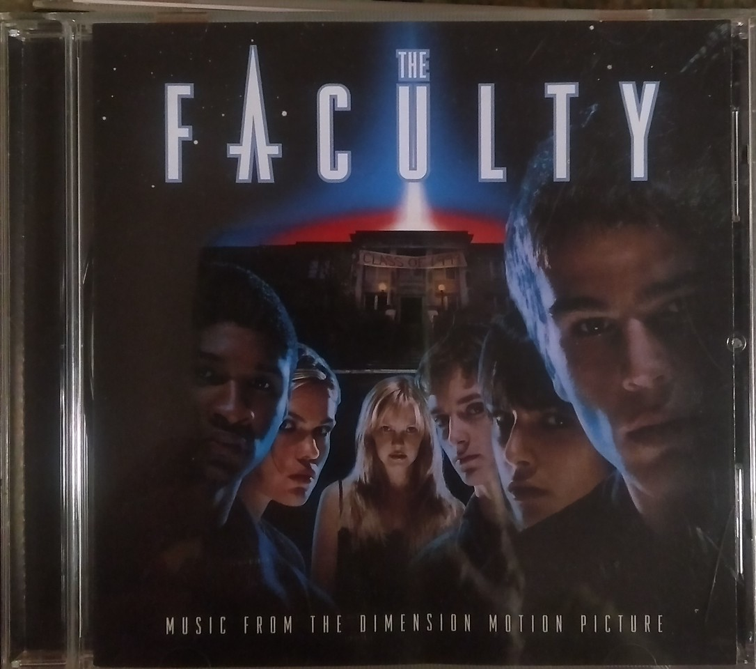 Various - The Faculty (Music From The Dimension Motion Picture) (Columbia, Sony Music Soundtrax - CK 69762)